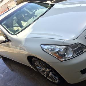 For sale Infiniti G35 car in Tripoli