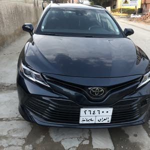 Available for sale!  km mileage Toyota Camry 2018