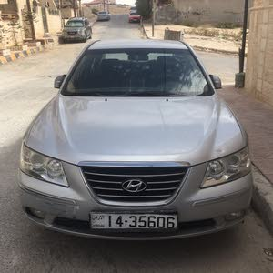 Silver Hyundai Sonata 2009 for sale