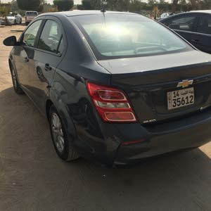 Available for sale! 20,000 - 29,999 km mileage Chevrolet Aveo 2017