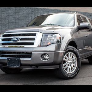 New Ford Expedition in Amman