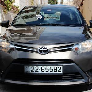 Toyota Yaris 2014 Sedan