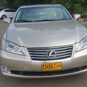 Lexus ES car for sale 2012 in Sohar city