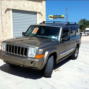 Jeep Commander car for sale 2006 in Misrata city