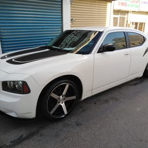 White Dodge Charger 2010 for sale