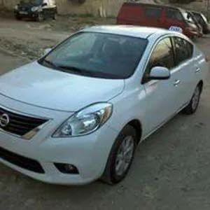 Manual Nissan 2014 for sale - Used - Amman city