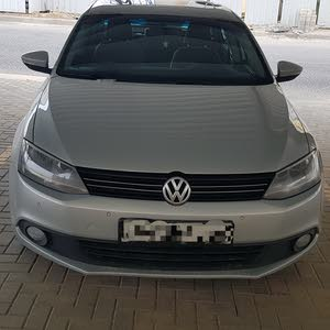 Automatic Silver Volkswagen 2012 for sale