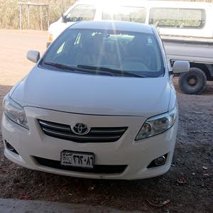 2009 Used Corolla with Automatic transmission is available for sale