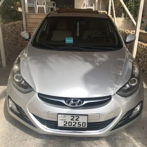 Automatic Hyundai 2012 for sale - Used - Jerash city