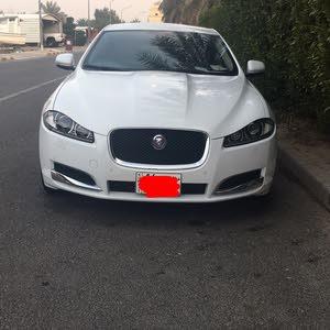 Jaguar XF 2013 For sale - White color
