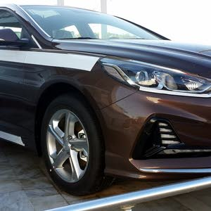 2018 New Sonata with Automatic transmission is available for sale