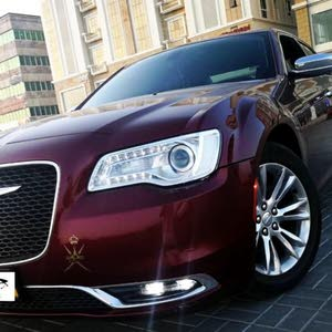 Used condition Chrysler 300C 2015 with 50,000 - 59,999 km mileage