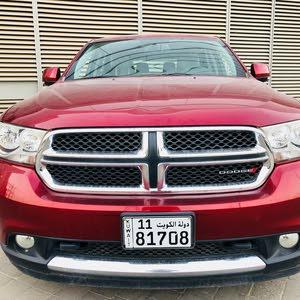 Dodge Durango car for sale 2013 in Kuwait City city