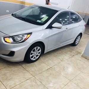 Hyundai Accent 2014 for sale in Misrata