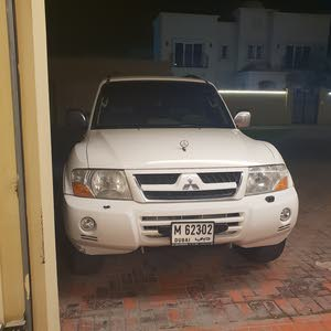 Mitsubishi Pajero Used in Dubai