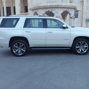 For sale 2015 White Tahoe