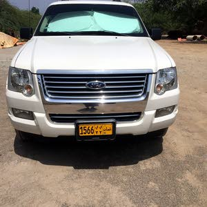 Automatic Ford 2010 for sale - Used - Suwaiq city