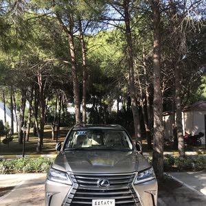 Used Lexus LX for sale in Baghdad