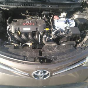 Toyota Yaris car for sale 2016 in Amman city