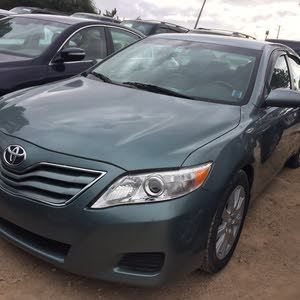 Toyota Camry car for sale 2011 in Al-Khums city