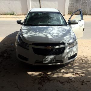 Chevrolet Cruze Used in Tripoli