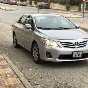 Gasoline Fuel/Power   Toyota Corolla 2012