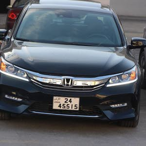 Used condition Honda Accord 2017 with  km mileage