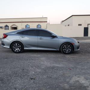 Honda Civic 2016 For sale - Blue color