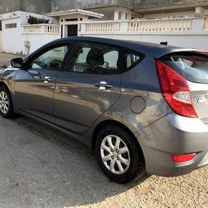 Grey Hyundai Accent 2014 for sale