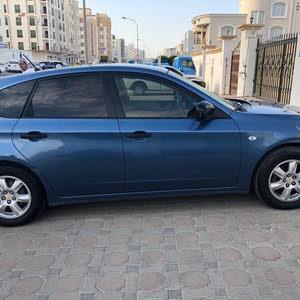 Gasoline Fuel/Power   Subaru Impreza 2008
