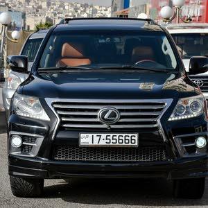 Lexus LX 2013 - Used