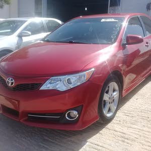 Toyota Camry car for sale 2012 in Tripoli city