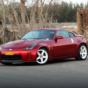 Gasoline Fuel/Power   Nissan 350Z 2007