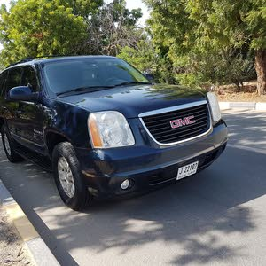 GMC YUKON 2007 GCC NO.2 WITH 4X4