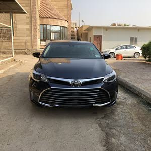Automatic Blue Toyota 2017 for sale