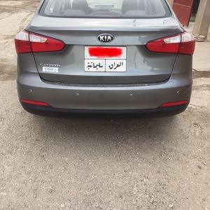 Kia Cerato car for sale 2016 in Baghdad city