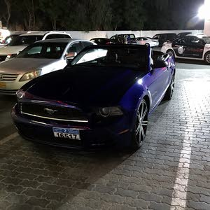 Ford Mustang 2014 convertible