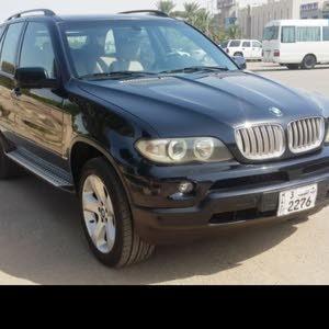 للبيع BMW X5 موديل 2006 بحاله ممتازه
