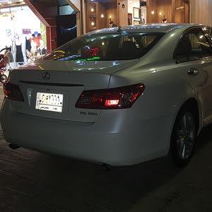 For sale Lexus ES car in Baghdad