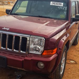 For sale Jeep Commander car in Benghazi
