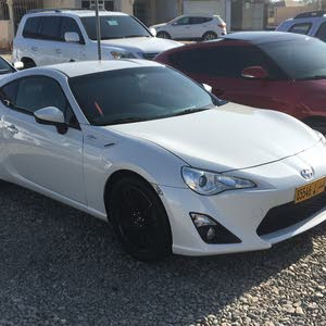 For sale 2013 White GT86
