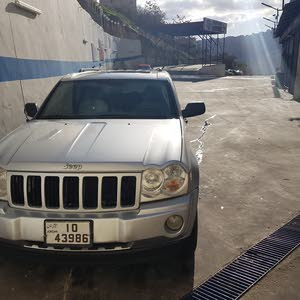 Used condition Jeep Cherokee 2006 with 1 - 9,999 km mileage
