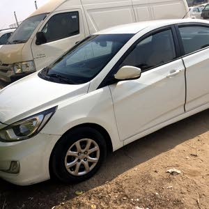 condition Hyundai Accent 2015 with  km mileage