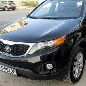 Used condition Kia Sorento 2013 with 50,000 - 59,999 km mileage