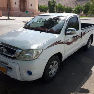 Gasoline Fuel/Power   Toyota Hilux 2011