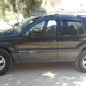 2004 Jeep in Benghazi