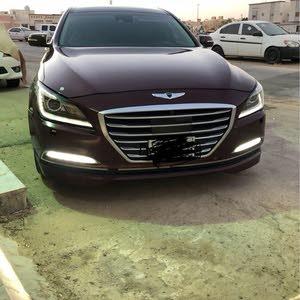 For sale 2015 Maroon Genesis