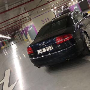 Available for sale!  km mileage Audi A8 2007