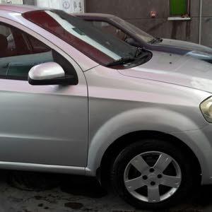 Gasoline Fuel/Power   Chevrolet Aveo 2008