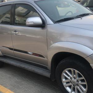 Toyota Fortuner car for sale 2015 in Mubarak Al-Kabeer city